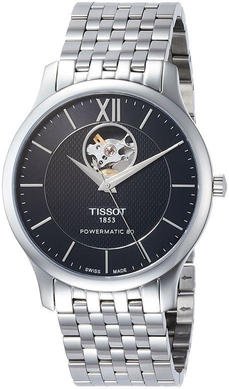ティソ Tissot 男性用 腕時計 メンズ ウォッチ ブラック T0639071105800 送料無料 【並行輸入品】