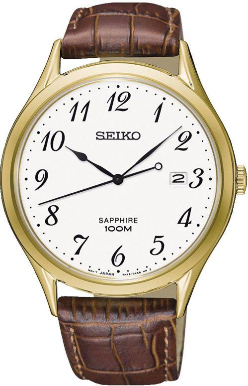 セイコー SEIKO 男性用 腕時計 メンズ ウォッチ ホワイト SGEH78P1 送料無料 【並行輸入品】