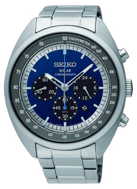 セイコー SEIKO 男性用 腕時計 メンズ ウォッチ グレー SSC619P1 送料無料 【並行輸入品】