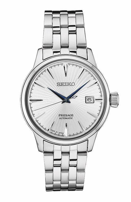 セイコー SEIKO 男性用 腕時計 メンズ ウォッチ シルバー SRPB77 送料無料 【並行輸入品】