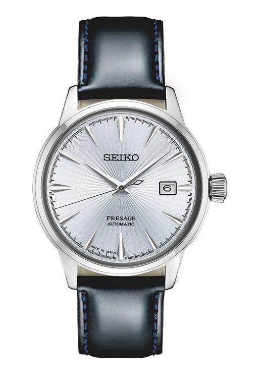 セイコー SEIKO 男性用 腕時計 メンズ ウォッチ シルバー SRPB43 送料無料 【並行輸入品】
