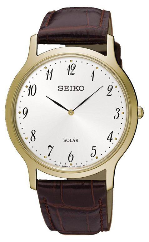 セイコー SEIKO 男性用 腕時計 メンズ ウォッチ ホワイト SUP860P1 送料無料 【並行輸入品】