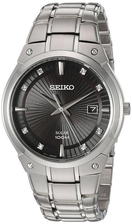 セイコー SEIKO 男性用 腕時計 メンズ ウォッチ ブラック SNE429 送料無料 【並行輸入品】