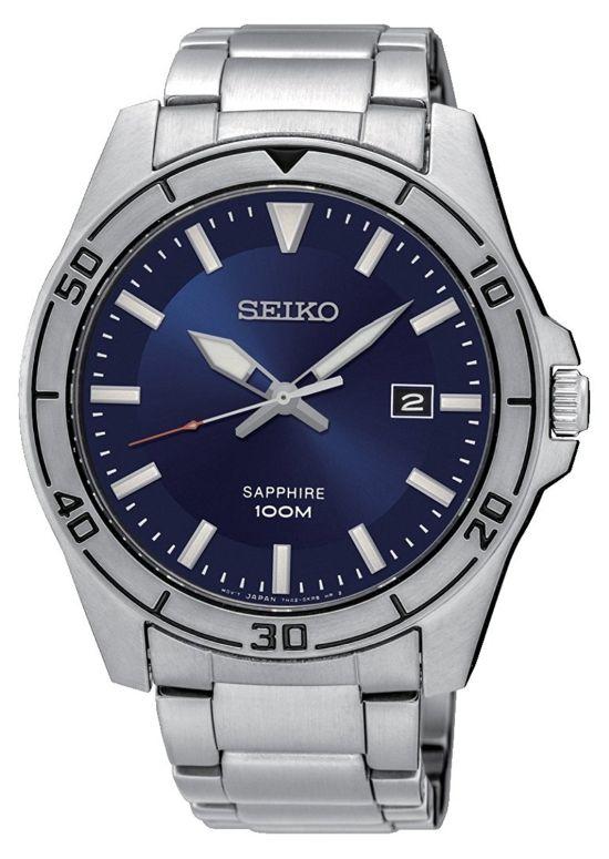 セイコー SEIKO 男性用 腕時計 メンズ ウォッチ ブルー SGEH61P1 送料無料 【並行輸入品】