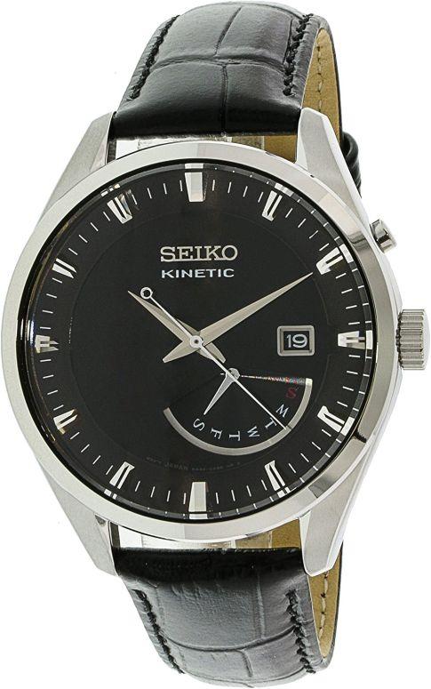 セイコー SEIKO 男性用 腕時計 メンズ ウォッチ ブラック SRN045P2 送料無料 【並行輸入品】