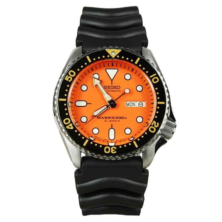 セイコー SEIKO 男性用 腕時計 メンズ ウォッチ ブラック SKX011J1 送料無料 【並行輸入品】