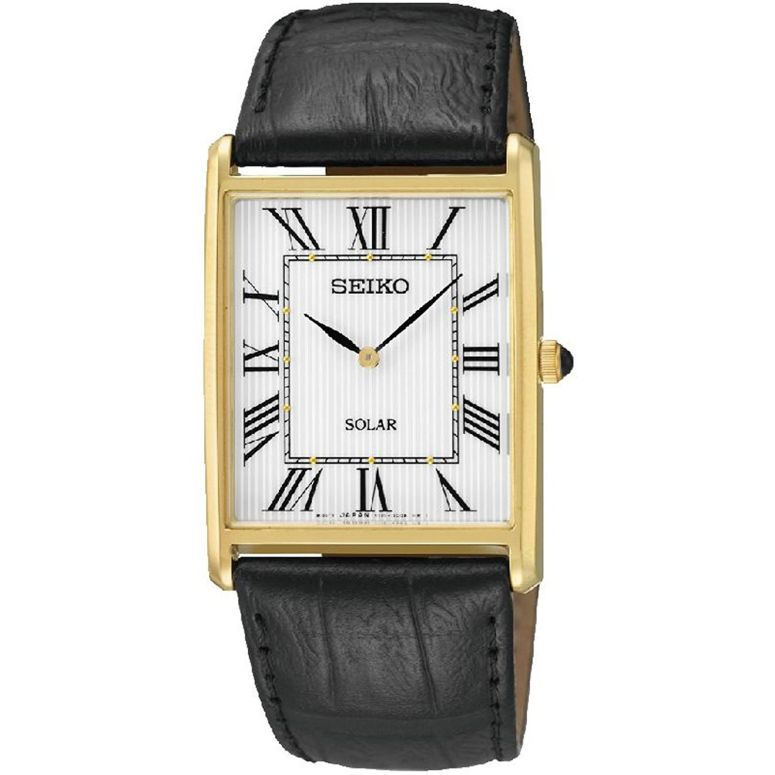 セイコー SEIKO 男性用 腕時計 メンズ ウォッチ ホワイト SUP880P1 送料無料 【並行輸入品】