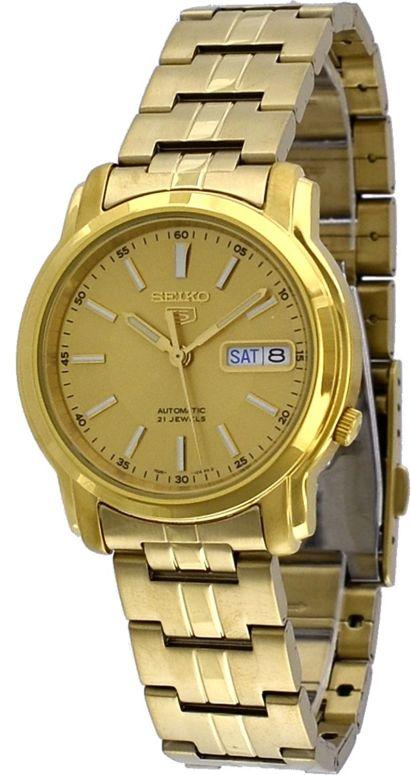 セイコー SEIKO 男性用 腕時計 メンズ ウォッチ ゴールド SNKL86K1 送料無料 【並行輸入品】