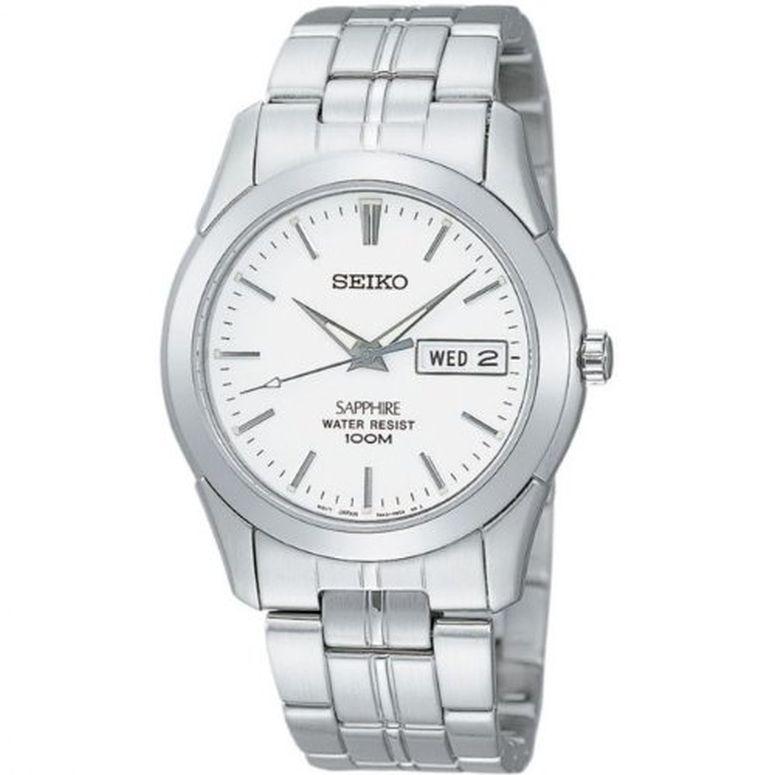 セイコー SEIKO 男性用 腕時計 メンズ ウォッチ ホワイト SGG713P1 送料無料 【並行輸入品】