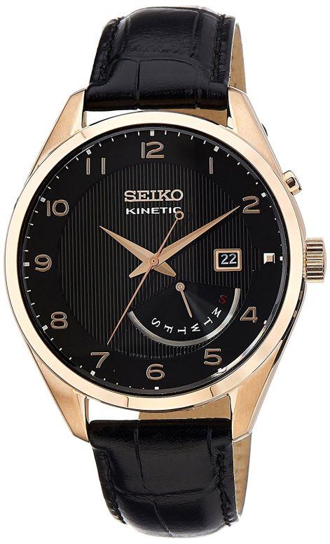 セイコー SEIKO 男性用 腕時計 メンズ ウォッチ ブラック SRN054P1 送料無料 【並行輸入品】