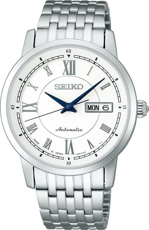 セイコー SEIKO 男性用 腕時計 メンズ ウォッチ ホワイト SARY025 送料無料 【並行輸入品】