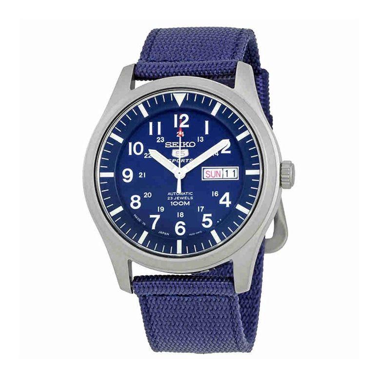 セイコー SEIKO 男性用 腕時計 メンズ ウォッチ ブルー SNZG11J1 送料無料 【並行輸入品】