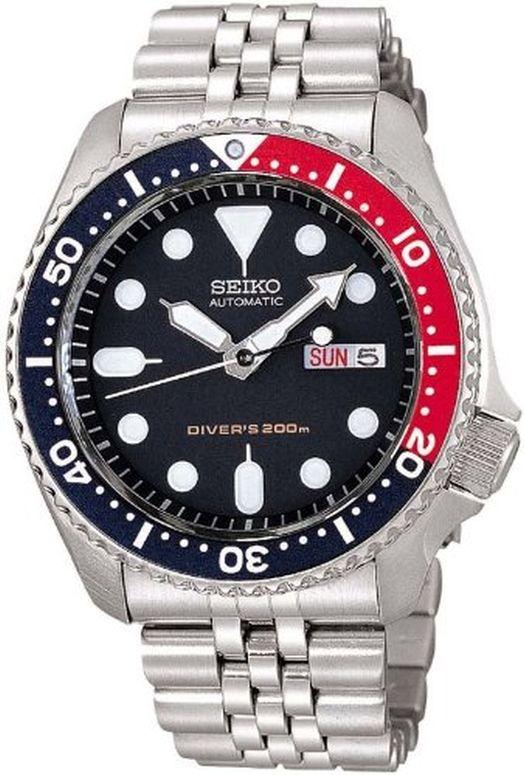 セイコー SEIKO 男性用 腕時計 メンズ ウォッチ ブルー SKX009KD 送料無料 【並行輸入品】