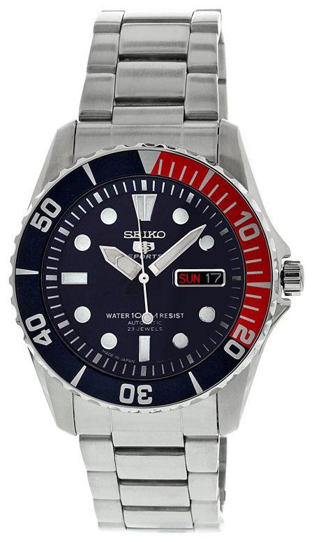 セイコー SEIKO 男性用 腕時計 メンズ ウォッチ ブルー SNZF15J1 送料無料 【並行輸入品】