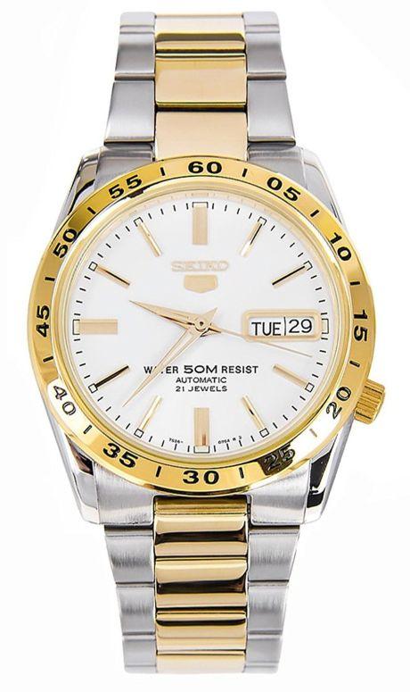 セイコー SEIKO 男性用 腕時計 メンズ ウォッチ ベージュ SNKE04K1 送料無料 【並行輸入品】