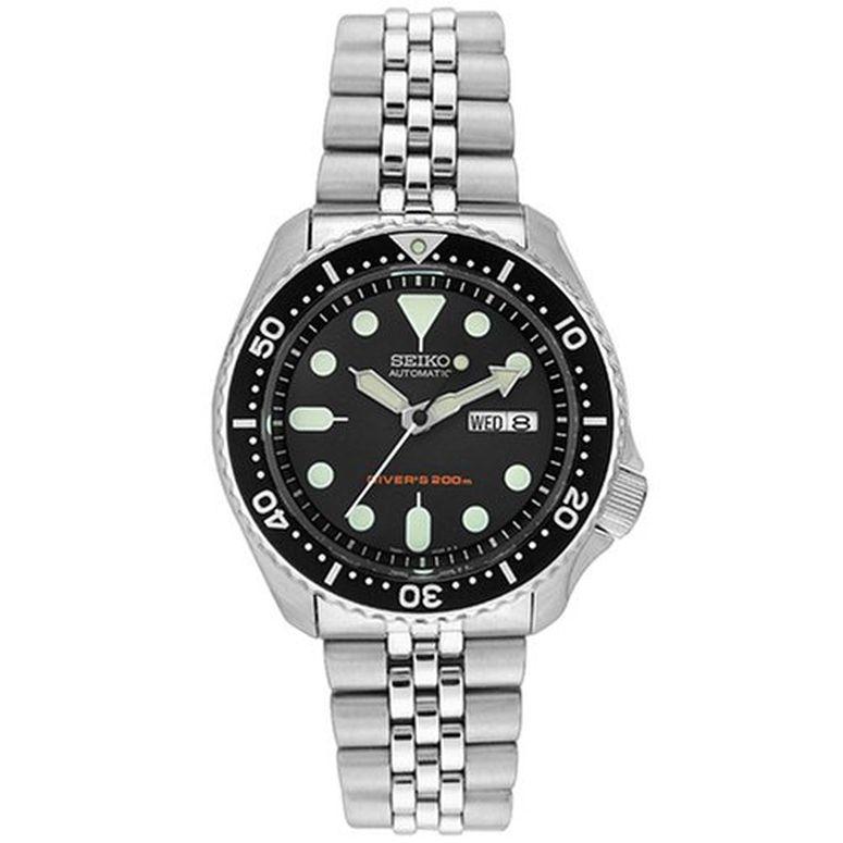 セイコー SEIKO 男性用 腕時計 メンズ ウォッチ ブラック SKX007K2 送料無料 【並行輸入品】
