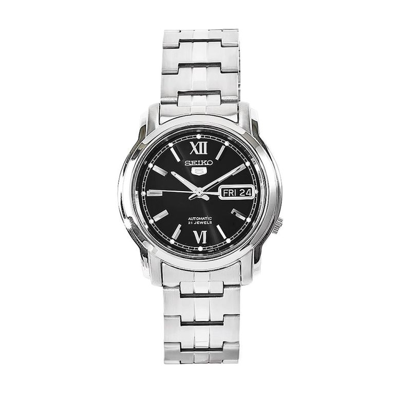 セイコー SEIKO 男性用 腕時計 メンズ ウォッチ ブラック SNKK81 送料無料 【並行輸入品】