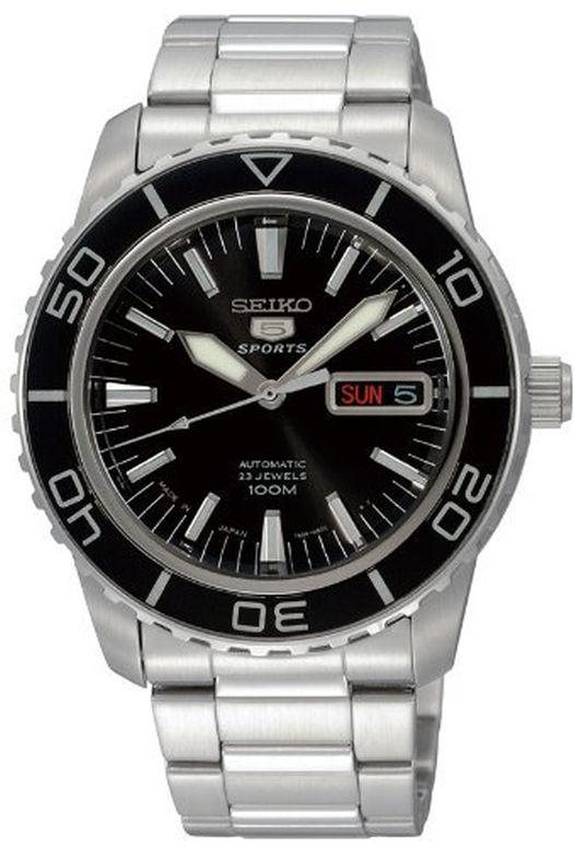 セイコー SEIKO 女性用 腕時計 レディース ウォッチ ブラック SNZH55JC 送料無料 【並行輸入品】