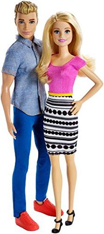 Barbie バービー Ken doll 人形 2-pack 送料無料 【並行輸入品】