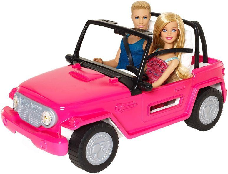 Barbie バービー Beach Cruiser Ken doll 人形 送料無料 【並行輸入品】