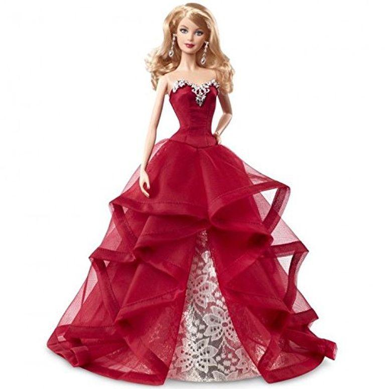 Barbie バービー Collector 2015 Holiday doll 人形 Blonde 送料無料 【並行輸入品】