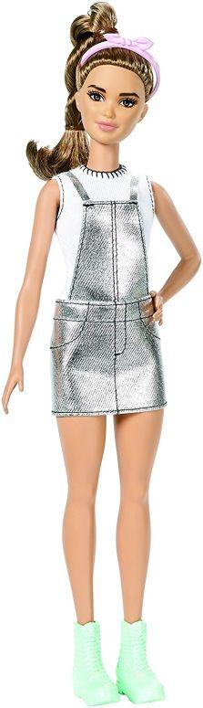 Barbie バービー Fashionistas #62 Sweet for Silver doll 人形 Petite 送料無料 【並行輸入品】