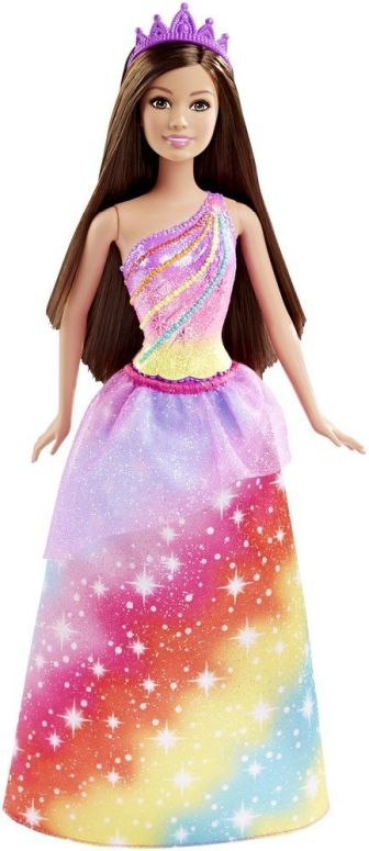 <title>バービー人形 海外 バービー コレクター バービードール アメリカ Barbie Princess 激安卸販売新品 doll 人形 Rainbow Fashion 送料無料 並行輸入品</title>
