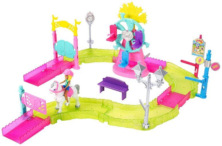 Barbie バービー Carnival プレイセット おもちゃ 送料無料 【並行輸入品】