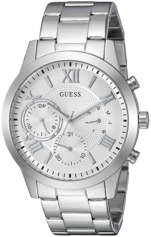 ゲス GUESS 女性用 腕時計 レディース ウォッチ シルバー U1070L1 送料無料 【並行輸入品】