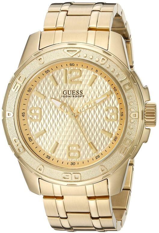 ゲス GUESS 男性用 腕時計 メンズ ウォッチ ゴールド U0681G2 送料無料 【並行輸入品】