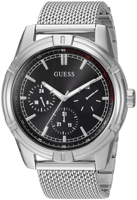 ゲス GUESS 男性用 腕時計 メンズ ウォッチ ブラック U0965G1 送料無料 【並行輸入品】