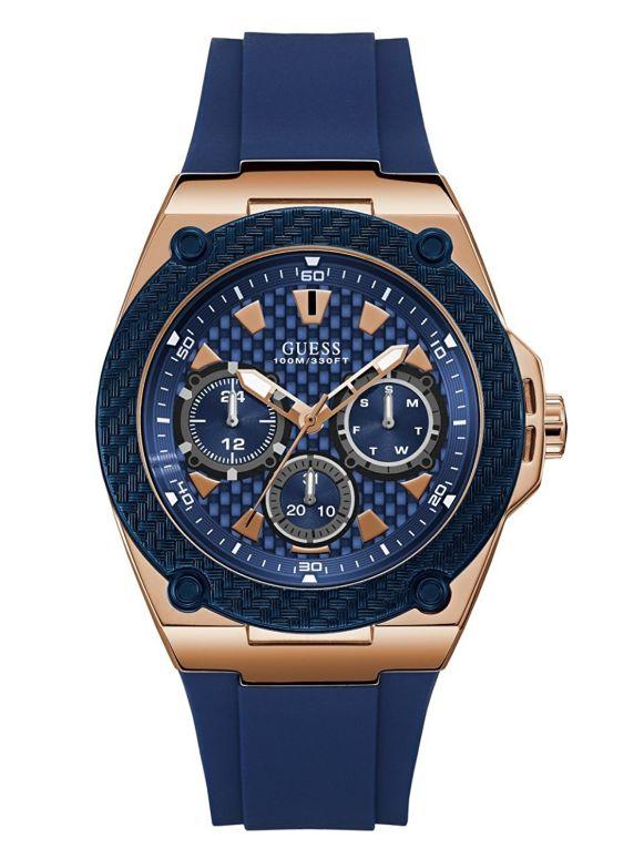 ゲス GUESS 男性用 腕時計 メンズ ウォッチ ブルー U1049G2 送料無料 【並行輸入品】