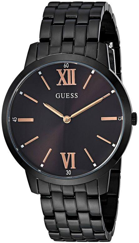 ゲス GUESS 男性用 腕時計 メンズ ウォッチ ブラック U1072G3 送料無料 【並行輸入品】