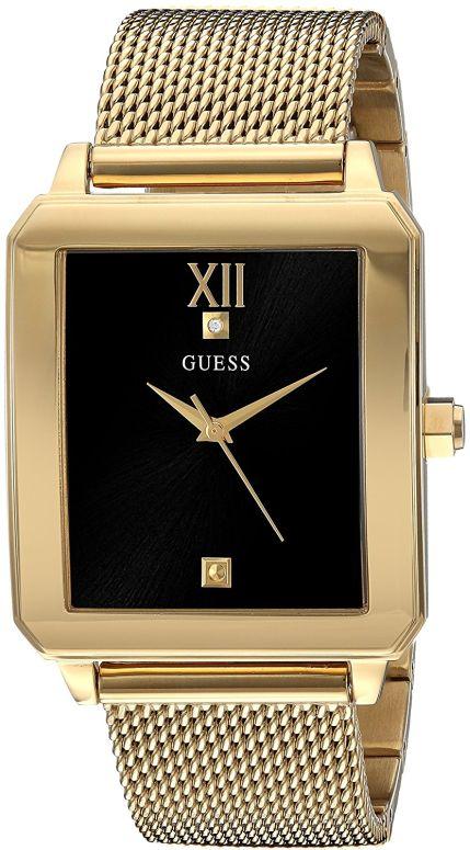ゲス GUESS 男性用 腕時計 メンズ ウォッチ ゴールド U1074G3 送料無料 【並行輸入品】