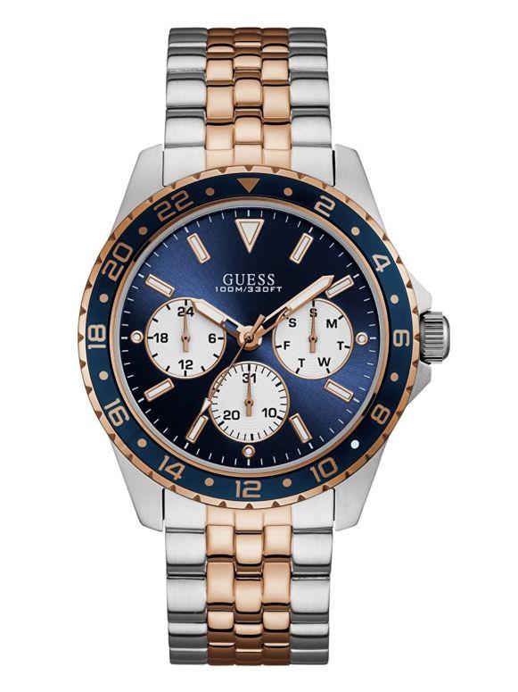 ゲス GUESS 男性用 腕時計 メンズ ウォッチ ブルー U1107G3 送料無料 【並行輸入品】