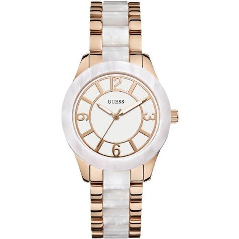 ゲス GUESS 男性用 腕時計 メンズ ウォッチ ホワイト W0074L2 送料無料 【並行輸入品】