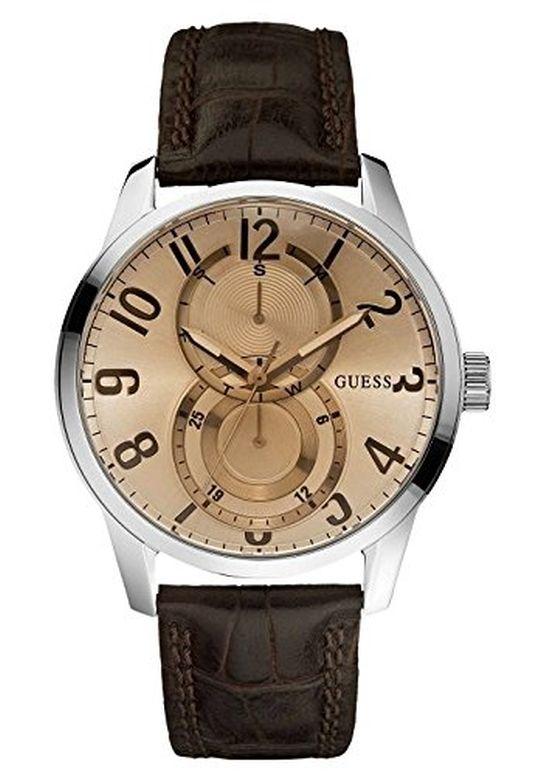 ゲス GUESS 男性用 腕時計 メンズ ウォッチ モカ W95127G2 送料無料