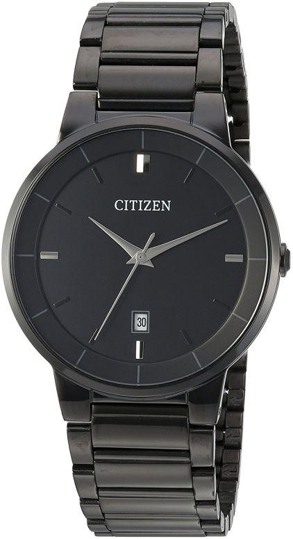 シチズン Citizen 男性用 腕時計 メンズ ウォッチ ブラック BI5017-50E 送料無料 【並行輸入品】
