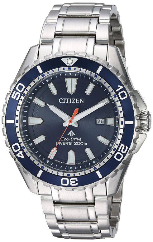 シチズン Citizen 男性用 腕時計 メンズ ウォッチ ブルー BN0191-55L 送料無料 【並行輸入品】