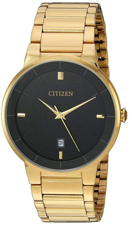 シチズン Citizen 男性用 腕時計 メンズ ウォッチ ブラック BI5012-53E 送料無料 【並行輸入品】