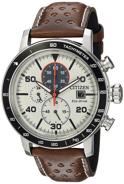 シチズン Citizen 男性用 腕時計 メンズ ウォッチ ホワイト CA0649-06X 送料無料 【並行輸入品】