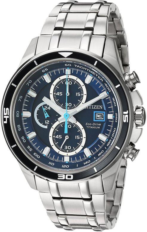 シチズン Citizen 男性用 腕時計 メンズ ウォッチ ブルー CA0349-51L 送料無料 【並行輸入品】