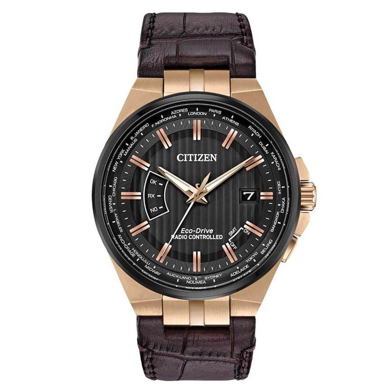 シチズン Citizen 男性用 腕時計 メンズ ウォッチ ブラック CB0168-08E 送料無料 【並行輸入品】