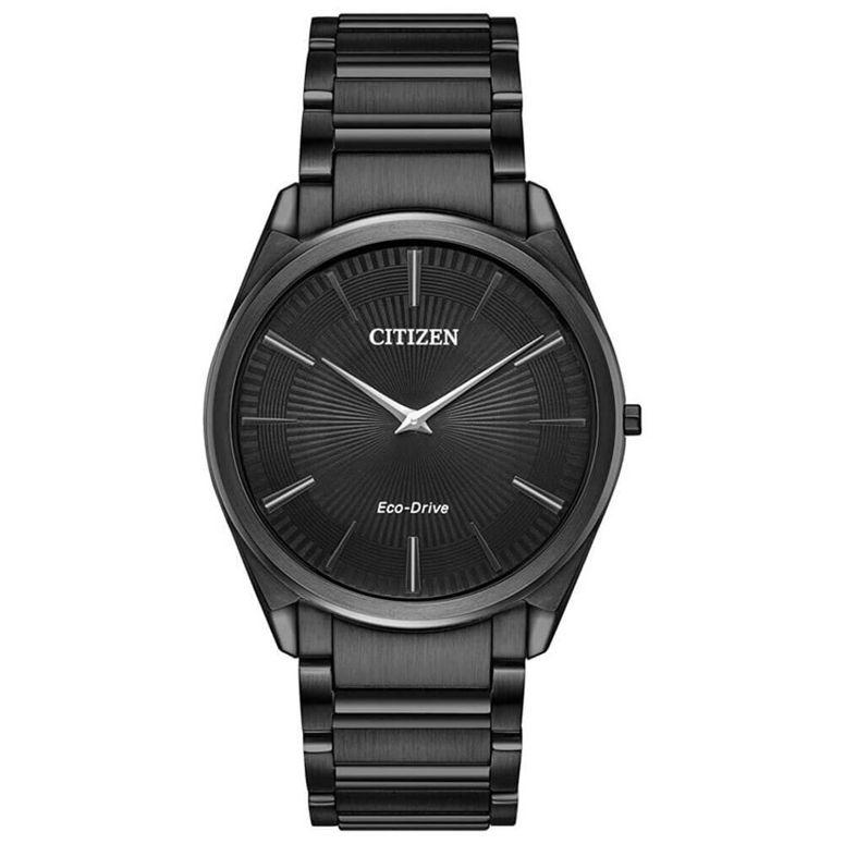 シチズン Citizen 男性用 腕時計 メンズ ウォッチ ブラック AR3075-51E 送料無料 【並行輸入品】