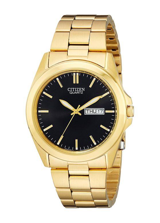 シチズン Citizen 男性用 腕時計 メンズ ウォッチ ブラック BF0582-51F 送料無料 【並行輸入品】