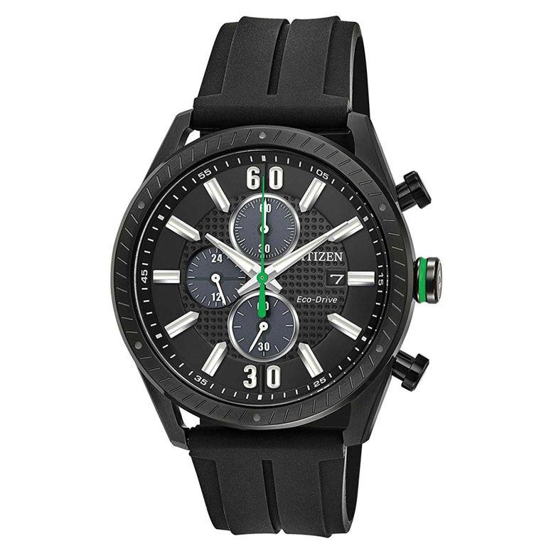 シチズン Citizen 男性用 腕時計 メンズ ウォッチ クロノグラフ ブラック CA0665-00E 送料無料 【並行輸入品】