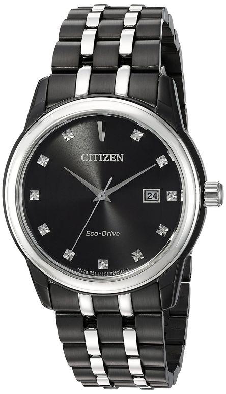 シチズン Citizen 男性用 腕時計 メンズ ウォッチ ブラック BM7348-53E 送料無料 【並行輸入品】