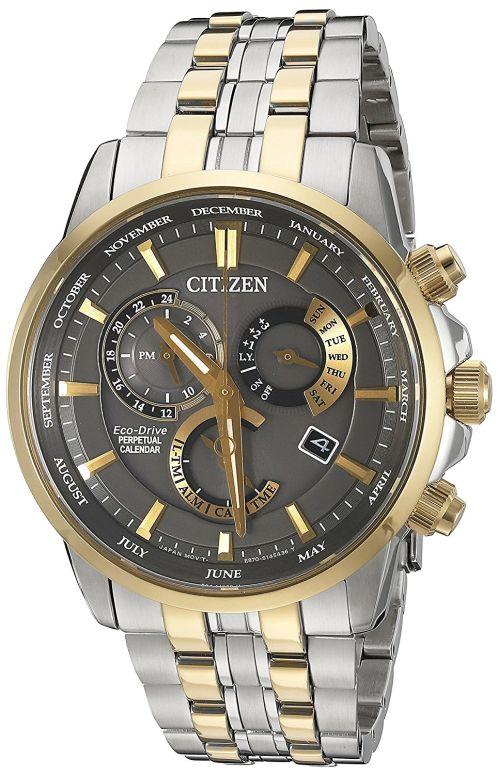 シチズン Citizen 男性用 腕時計 メンズ ウォッチ グレー BL8144-54H 送料無料 【並行輸入品】
