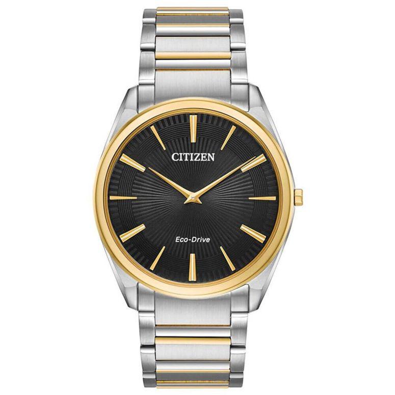 シチズン Citizen 男性用 腕時計 メンズ ウォッチ ブラック AR3074-54E 送料無料 【並行輸入品】