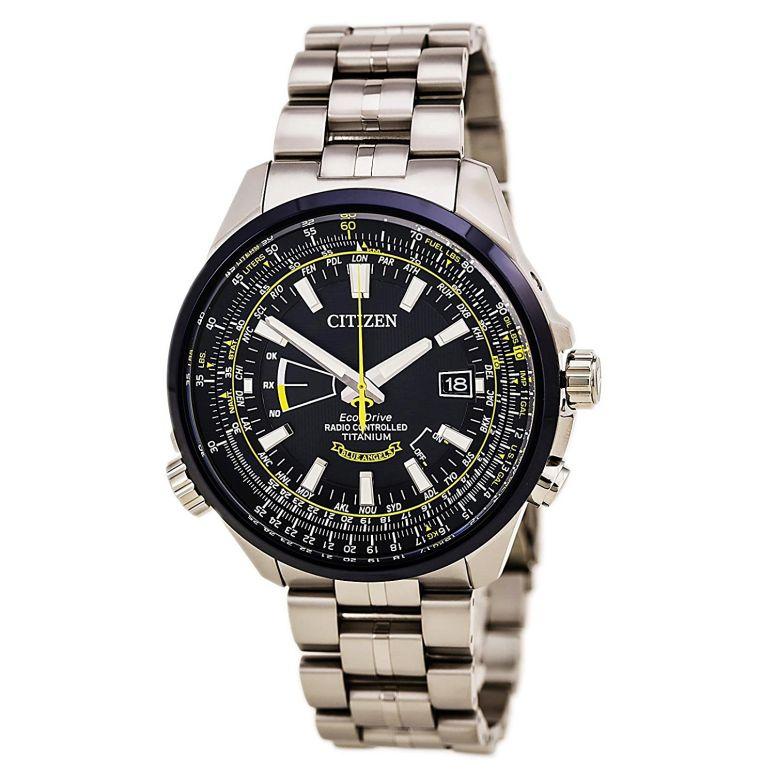 シチズン Citizen 男性用 腕時計 メンズ ウォッチ ブルー CB0147-59L 送料無料 【並行輸入品】